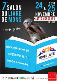 Salon du livres de Mons @ Mons